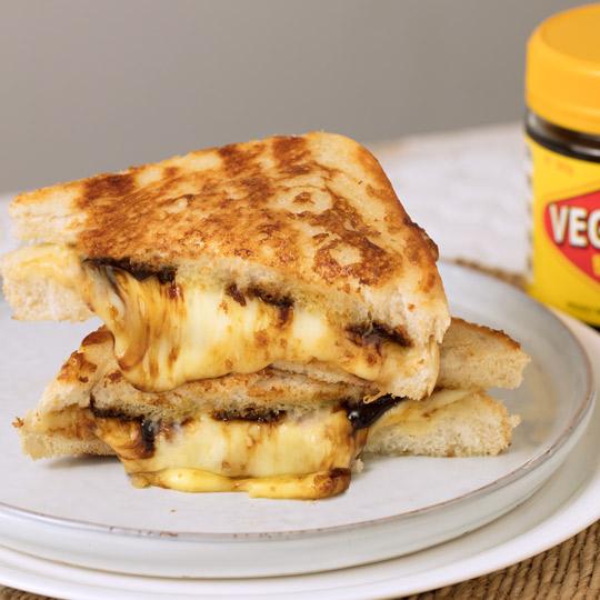 Vegemite-cheese-toastie - Tastes Like Australia